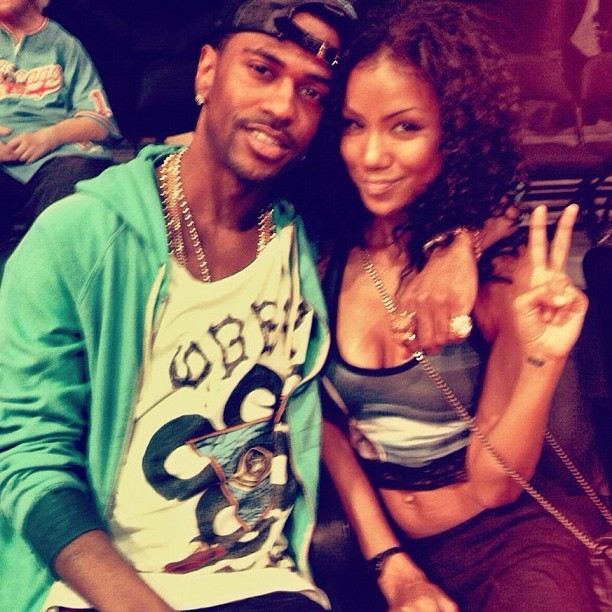 Big-Sean-and-Jhene-Aiko-