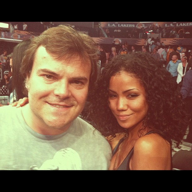 Jack-Black-and-Jhene-Aiko-